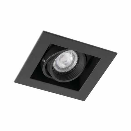 FALCON-1 BLACK DOWNLIGHT GU10 50W