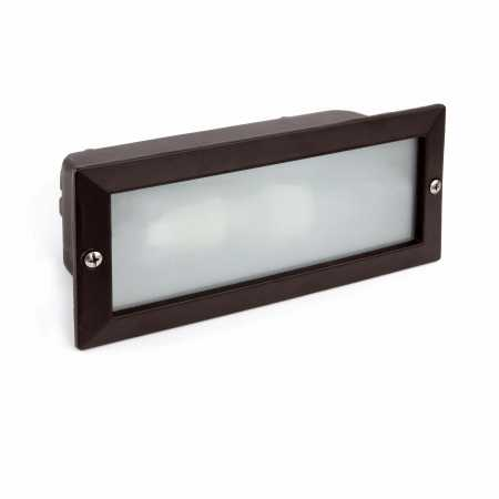 LISO RECESSED BLACK 1 X E27 40W