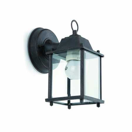 DADO-P BROWN WALL LAMP1 X E27 15W