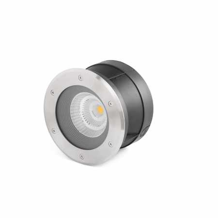 SURIA-24 LED INOX RECESSED LAMP 24°